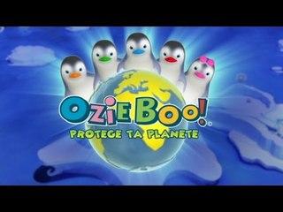 Ozie Boo protège ta planète - C'est quoi la couche d'Ozone ? - Episode 9