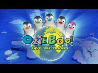 Ozie Boo protège ta planète - Il faut protéger la barrière de corail - Episode 22
