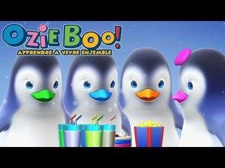 Ozie Boo - Un Peu De Sport - Episode 25 - Saison 1