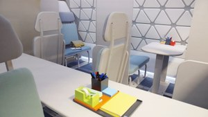 Coming To Air Travel Soon: Yoga Studios, Kid Play Areas, And Shared Workspaces