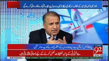 Sab Ki Zindagi May Iak Hi Khuwaish Hoti Hai Kay May Hukumat Ka Attorney General Lag Jao.. Rauf Klasra