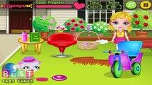 Bebé cumpleaños episodio para juego Niños película fiesta ღ barbie