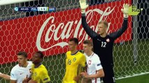 Jacob Une Larsson Goal HD - Poland U21 1-2 Sweden U21 19.06.2017 HD