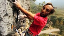 Best  Mountain climbing CLIMBERS ARE AWESOME !!!!! 10 years compilation of crazy awesome climbing