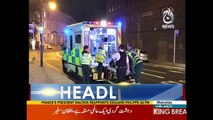 News Headlines - 20th June 2017 - 12am. One more incident in London to kill Muslims after praying.