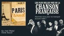 Colette Renard - Ça c'est Paris!