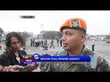 Latihan terjun payung TNI AU di Pangkalan TNI Soewondo Medan - NET5