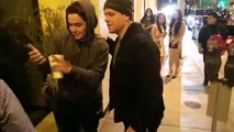 284.Matt Damon Dines With Pal Chris Hemsworth And His Gorgeous Wife