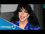 Verónica Castro habla de los escándalos de Cristian Castro / Scandals Cristian Castro
