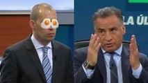 """LUP: """"Parece que traes dos huevos fritos en los ojos"""""""