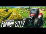 Jeux vidéos du 63 professional farmer 2017 ( Avent  Premier épisode 02™ )
