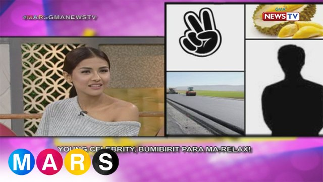 Mars Mashadow:  Young celebrity, biglang bumirit habang nasa photo shoot?
