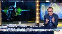 Anthony Morel: Ces avions qui prennent la relève du Concorde - 20/06