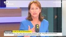 """Ségolène Royal : L'avenir de l'appareil du Parti socialiste 'm'indiffère"""""""
