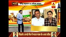 Shoaib Akhtar Mouth Breaking reply to Virender Sehwag on Indian Show - Sehwag in desperate situation - YouTube