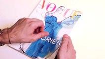 Vogue Paris lance son second Vogue à Colorier