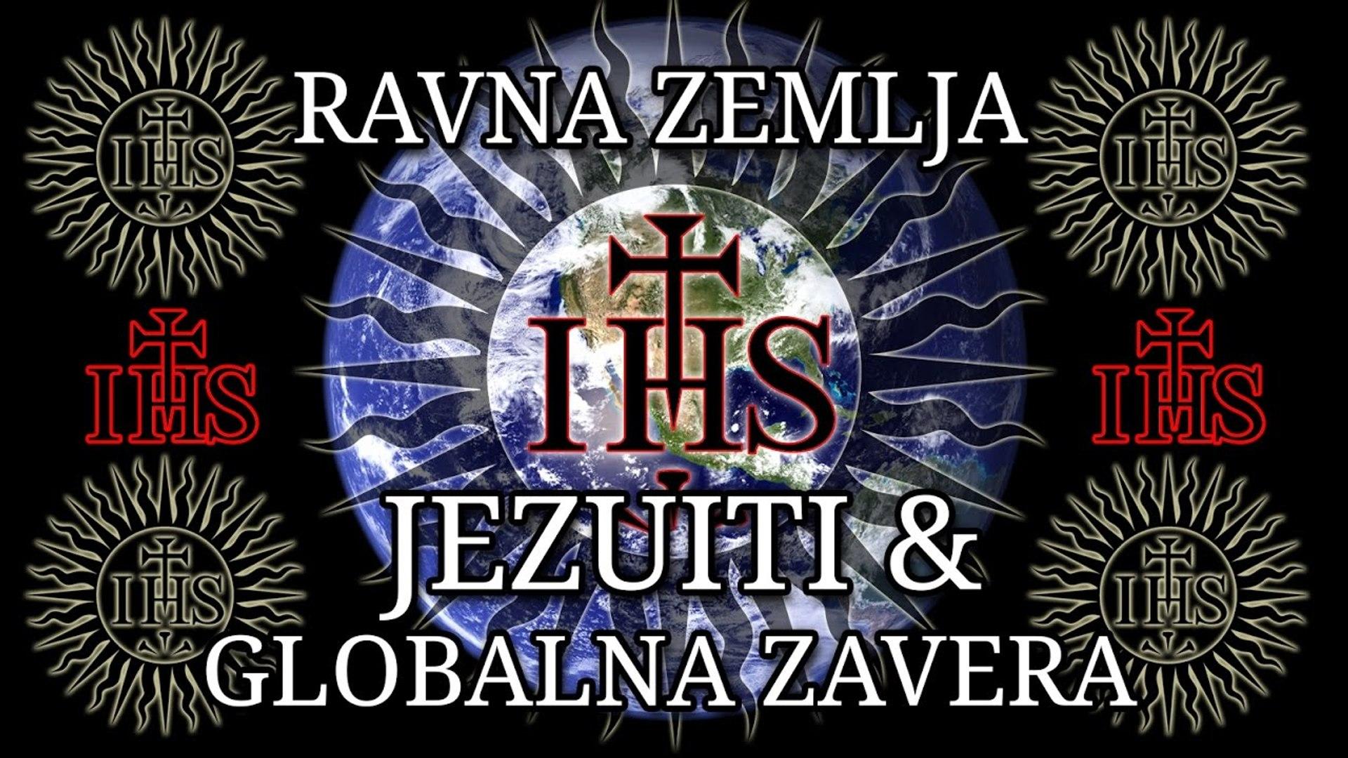 RAVNA ZEMLJA -- Jezuiti & Globalna zavera