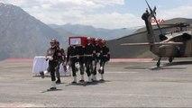 Hakkari Şehit Piyade Yüzbaşı Murat Üçöz Törenle Memleketine Uğurlandı-2