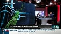 La chronique d'Anthony Morel : Des projets d'avions supersoniques – 20/06