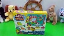 Enfant animal de compagnie jouer Boutique ville jouet jouets en argile doh cosmétiques HASBRO magasin pour animaux de compagnie de jouets