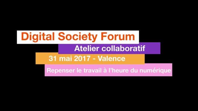 Coworking et nouveaux modes de collaboration - Thierry Pugeard