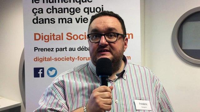 """Frédéric Davignon, """"Quelle est la plus-value du numérique en classe ?"""""""