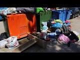 Έκκληση στους πολίτες να μην κατεβάζουν σκουπίδια στους κάδους