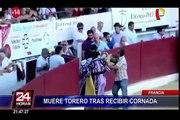 Iván Fandiño: los Reyes de España expresaron sus condolencias tras muerte del torero