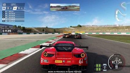 E3 2017, Ferrari 488 GT3, Algarve de Project Cars 2