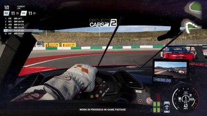 E3 2017, Ferrari 488 GT3, Algarve, Cockpit view de Project Cars 2