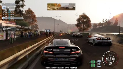 E3 2017, McLaren 720S, Bannochbrae, Chase view de Project Cars 2
