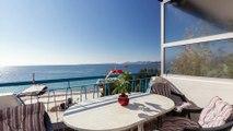 Immobilier Juan-les-Pins 06160 - Location de Vacances - Appartement 2 pièces en front de mer