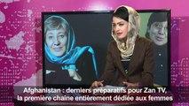 Afghanistan: une première chaîne entièrement dédiée aux femmes