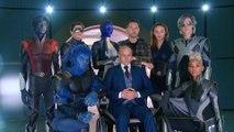 James McAvoy tease sur son retour dans X-Men : Dark Phoenix