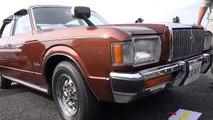 (4K)TOYOTA CROWN 1979 MS105 Retro 5代目クラウン・レトロカ�