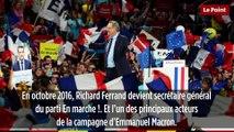Richard Ferrand candidat au perchoir : retour sur son parcours politique