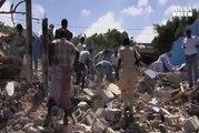 Attentato in Somalia, almeno 15 morti a Mogadiscio