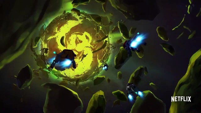 Voltron - Legendary Defender Season 2 _ Official Trailer [HD] _