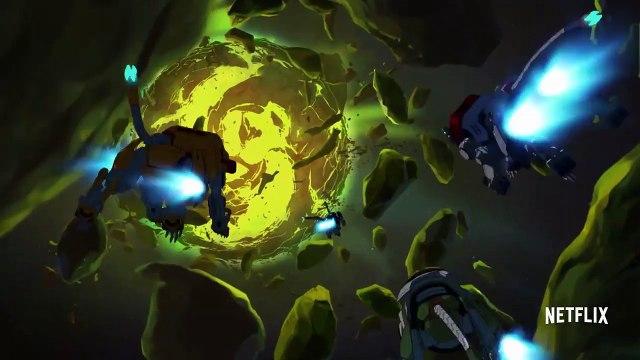 Voltron - Legendary Defender Season 2 _ Official Trailer [HD] _ Netflix-5pvEw4R0vfY