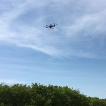This drone can provide cell service to disaster areas [Mic Archives]