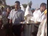 mariage marocain en pleine campagne