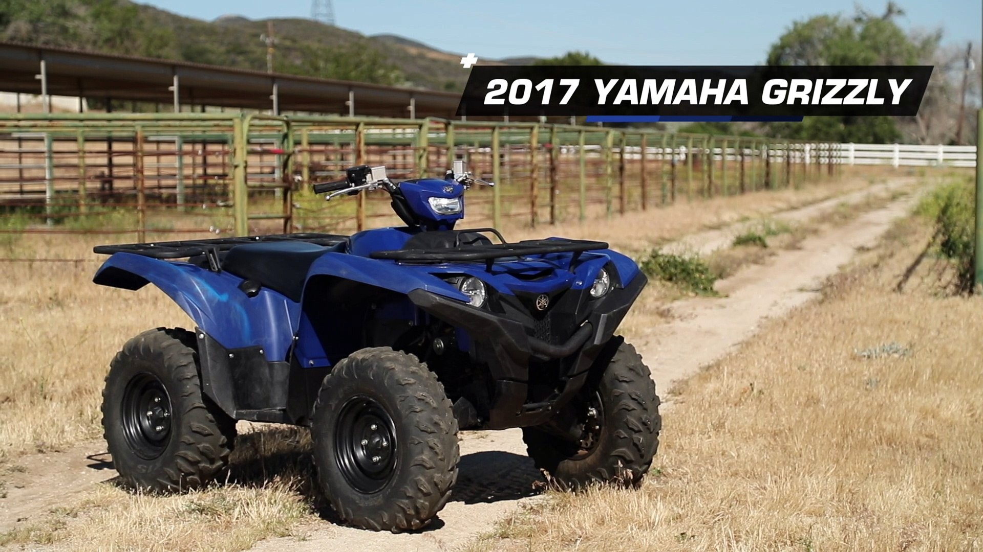 2017 Yamaha Grizzly >> 2017 Yamaha Grizzly 700 4x4 Eps Atv Review Video Dailymotion