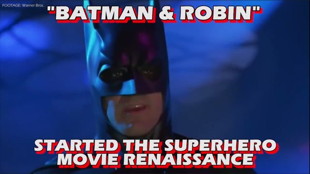 UnPopular Opinion: Batman & Robin Started The Superhero Movie Renaissance