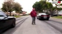 Hellcat Challenger vs Nitrous SRT8 Challenger