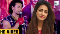 Tiger Shroff Admits He Shares SPECIAL CHEMISTRY With Disha Patani