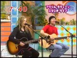 Avril Lavigne My Happy Ending 2004 live acoustic mezamashi