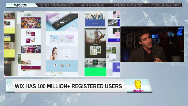 Wix Helps Builds Businesses