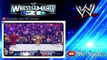 Big Show vs Akebono (Lucha Sumo) WWE WrestleMania 21   Español Latino ᴴᴰ