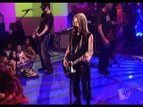 Avril Lavigne My Happy Ending 2004 live at pepsi smash