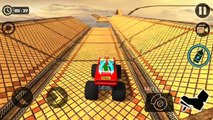 I FAILED Crazy Monster Truck Legends 3D Impossible Car Stunts Games For Kids Android Gamep